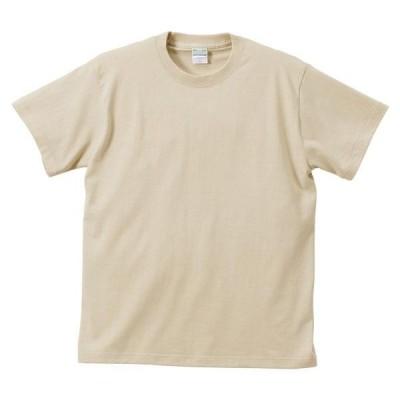 ユナイテッドアスレ カジュアルウェア 5.6オンスTシャツ(キッズ) 16 ライトベージュ Tシャツ(500102c-53)