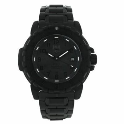 腕時計 ルミノックス アメリカ海軍SEAL部隊 Luminox Men's 6402.BO Stainless-Steel Analog Bezel W