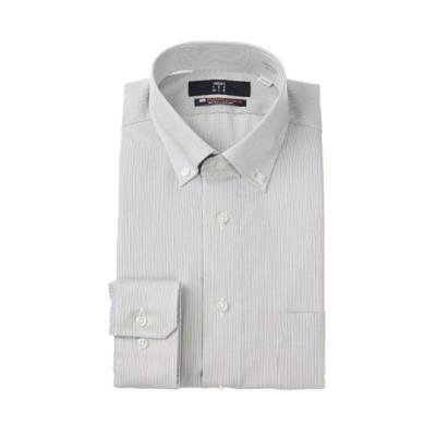 ボタンダウンスタイリッシュワイシャツ《NON IRONMAX》