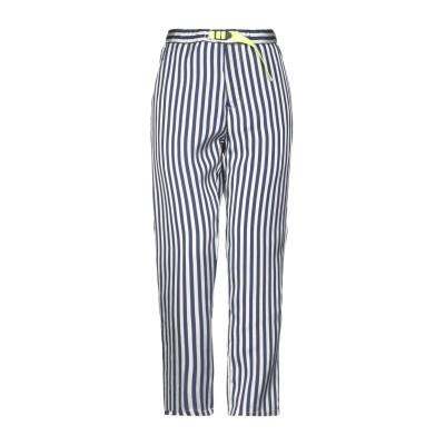 WHITE SAND 88 パンツ ブルー 0 レーヨン 88% / ポリエステル 12% パンツ
