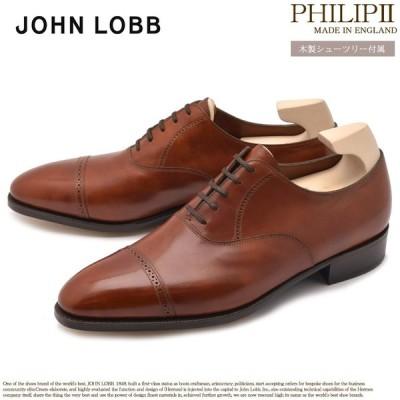 JOHN LOBB ジョンロブ ドレスシューズ メンズ フィリップ 2 PHILIP II 506150L 革靴 レザー ブラカン