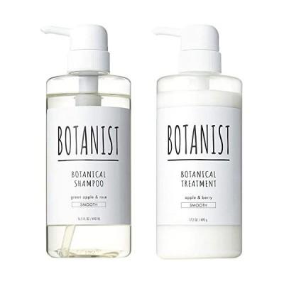 BOTANIST-ボタニスト-BOTANIST(ボタニスト)-BOTANIST(ボタニスト)ボタニカルシャンプー490ml-トリートメント490g