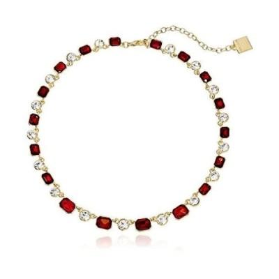 """ブレスレット アンクライン Anne Klein 60398802 G03 """"Bright Nights"""" シルバー Tone Montana  Petite Collar Red"""