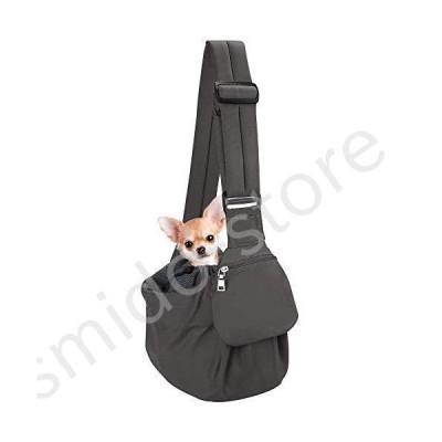 新品未使用!!送料無料!!Christopher Pet Sling Carrier, Dog Hand Free Puppy Cat Carry Bag with Bottom Supported Adjustable Padded Shou