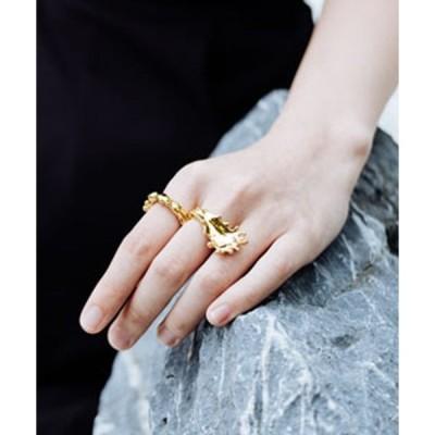 指輪 【AQUA コレクション】Ring splash リングスプラッシュ