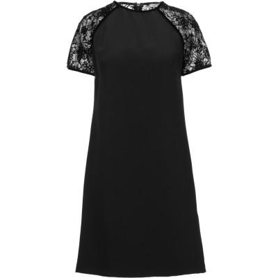 コッカ KOCCA ミニワンピース&ドレス ブラック S ポリエステル 100% ミニワンピース&ドレス