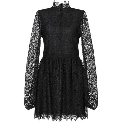 ジャンバ GIAMBA ミニワンピース&ドレス ブラック 38 ポリエステル 100% ミニワンピース&ドレス