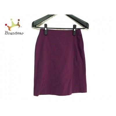 シビラ Sybilla スカート サイズ63-90 レディース パープル     スペシャル特価 20200902