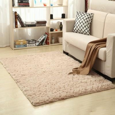 ラグ 2畳 3畳 洗える ラグマット 洗えるカーペット シャギーラグ 絨毯 長いシャギー カーペット 長方形 リビング 居間 ベッドルーム センターラグ 防音マット