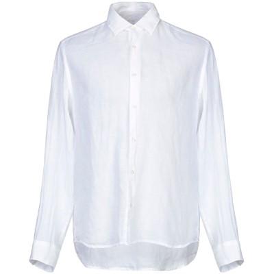 アルテア ALTEA シャツ ホワイト 38 麻 100% シャツ