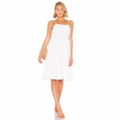 ハウスオブハーロウ1960 ワンピース x REVOLVE Marlina Dress White