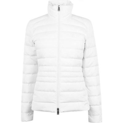 ラルフ ローレン Polo Ralph Lauren レディース ジャケット アウター 888 DownFill Jacket Warm White