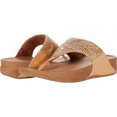 FitFlop フィットフロップ レディース 女性用 シューズ 靴 サンダル Lulu Crystal Feather Blush【送料無料】