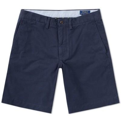 ラルフ ローレン Polo Ralph Lauren メンズ ショートパンツ チノパン ボトムス・パンツ Chino Short Nautical Ink