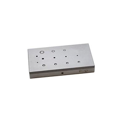 Steel Riveting Block - ANV-120.00 by EuroTool