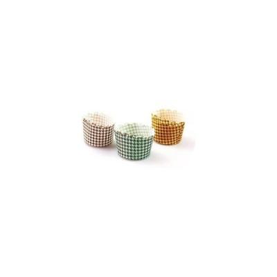 パール金属 ラフィネ 紙製 マフィンカップ(L) 6枚入 D-6142