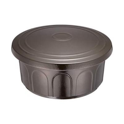 お櫃 : 有田焼 ご飯用保存容器 おひつ君(1500cc) Japanese Rice Serving Bowl Ohitsu New Ce