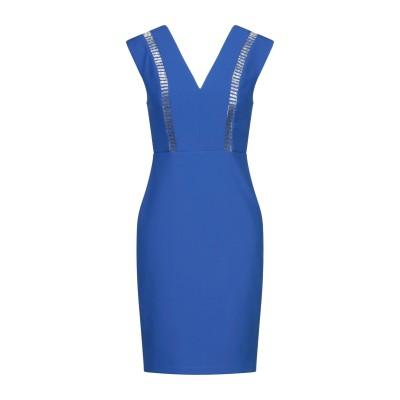 FABIANA FERRI ミニワンピース&ドレス ベージュ 42 ポリエステル 92% / ポリウレタン 8% ミニワンピース&ドレス