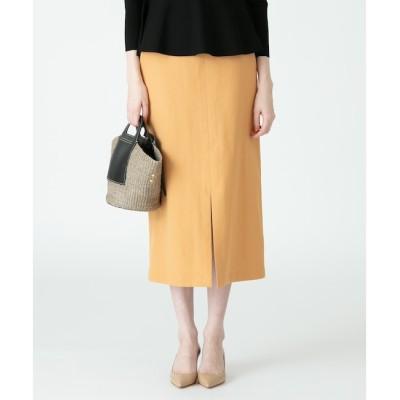 【アルアバイル/allureville】 シェルタリングソフトAラインスカート
