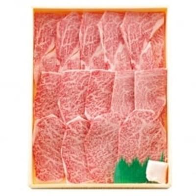 長崎和牛フカヒレ・リブロース焼肉(計400g)