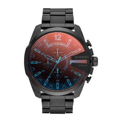 ディーゼル DIESEL 腕時計 ブラック ステンレススチール 腕時計