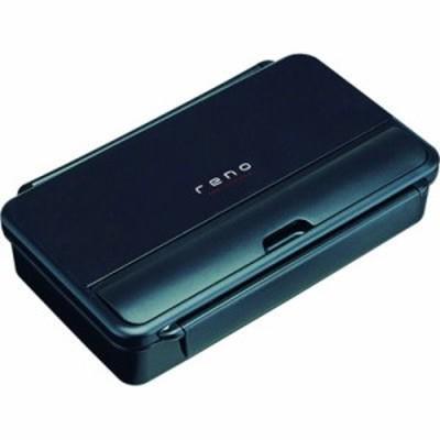 アスベル 4974908363078 弁当箱 1段 850ml 箸付き レノ ランチボックス ブラック