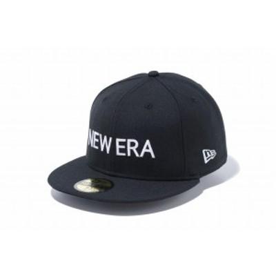 ニューエラ(NEW ERA) 59FIFTY NEW ERA ブラック/ホワイト 12492053
