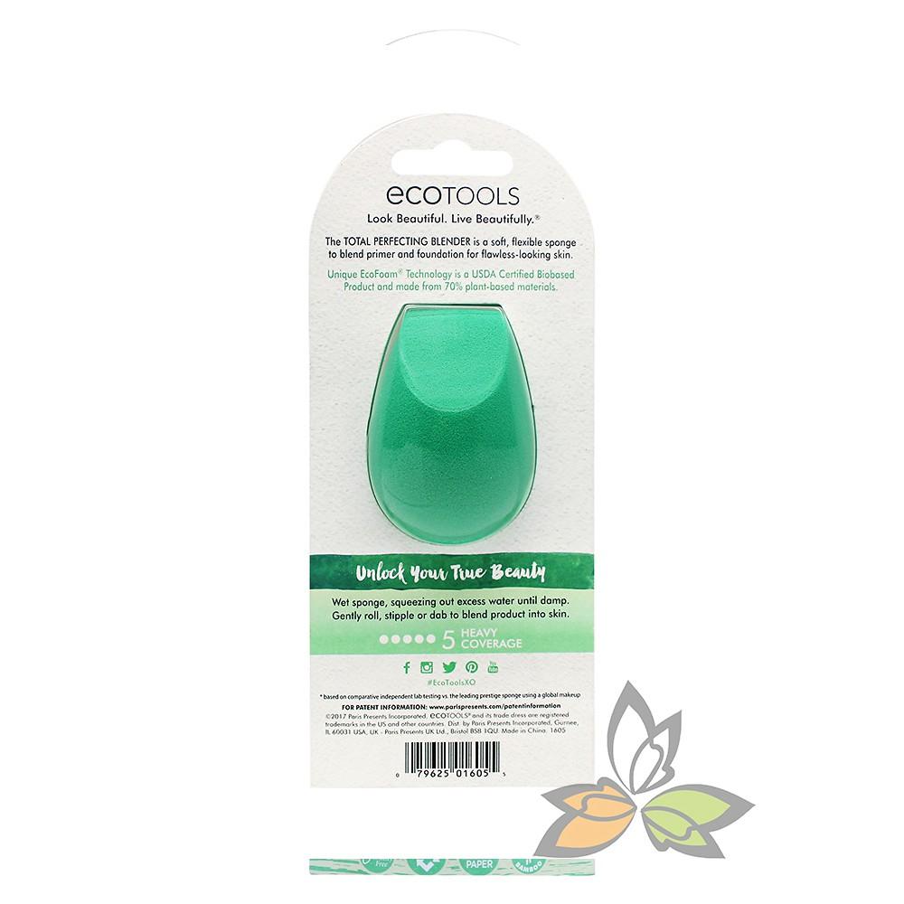 EcoTools 原廠正品 美妝蛋 化妝海綿兩入 / 單入【百奧田 美妝保養】