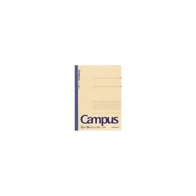 コクヨ 再生紙キャンパスノート(中横罫) セミB5 B罫 30枚 ノ−E3BN 1冊