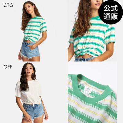 2020 RVCA ルーカ レディース   RADLEY TEE Tシャツ 全2色 XS/S rvca