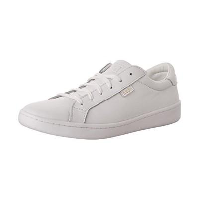 Keds レディース Ace レザー ファッション スニーカー, ホワイト/White, 10 M US(海外取寄せ品)