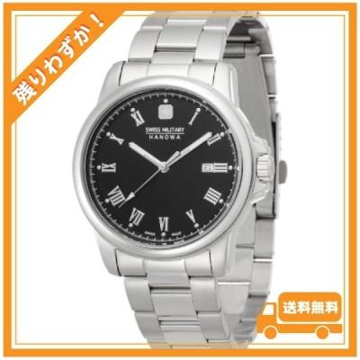 [スイスミリタリー] 腕時計 ML-364 正規輸入品 シルバー