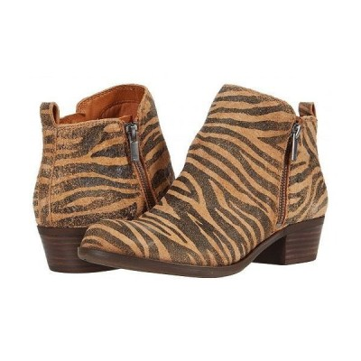 Lucky Brand ラッキーブランド レディース 女性用 シューズ 靴 ブーツ アンクル ショートブーツ Basel - Natural