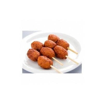(地域限定送料無料)業務用 お店のための 鶏つくね串(軟骨入) 75g×4本 1ケース(20入)(計80本)(冷凍)(760721000ck)