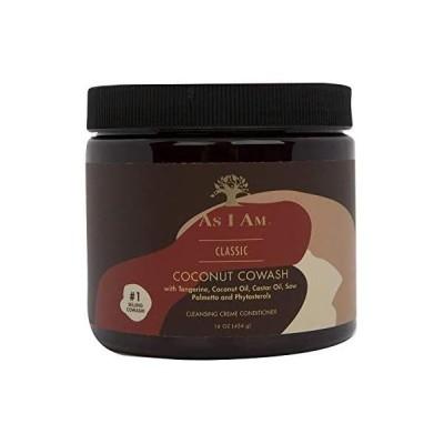 As I Am Coconut Cowash Cleansing Conditioner 16 oz