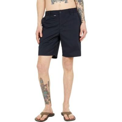 オークリー Oakley メンズ ショートパンツ ボトムス・パンツ Chino 19' Hybrid Shorts Blackout
