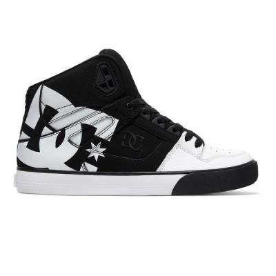 カジュアルシューズ ディーシーシューズ DC Shoes Men's Pure High-Top Shoes ADYS400050 _no_color_