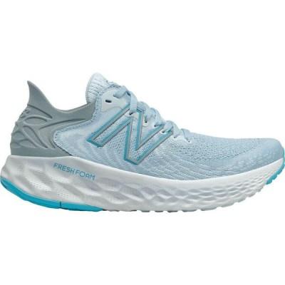 ニューバランス New Balance レディース ランニング・ウォーキング シューズ・靴 Fresh Foam 1080 V11 Running Shoes Blue