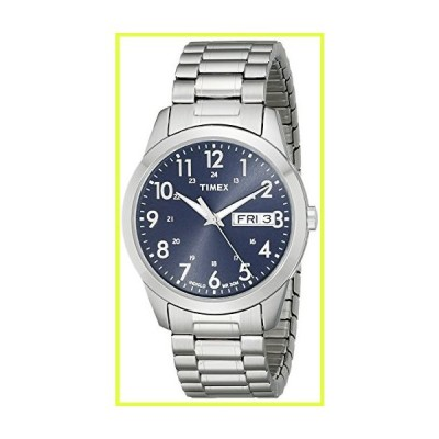 Timex Men's T2M933 South Street Stainless Sport Watch 並行輸入品