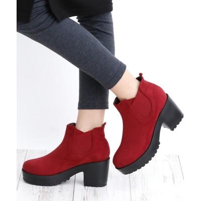 attagirl / サイドゴア ショートブーツ WOMEN シューズ > ブーツ