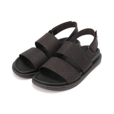 【RAWLIFE】 ZEUS/ゼウス/back strap sandal/バックストラップサンダル メンズ ブラック 40 RAWLIFE
