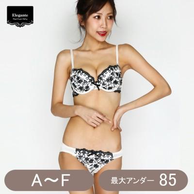 小花レースブラセット(エレガンテ/Elegante)