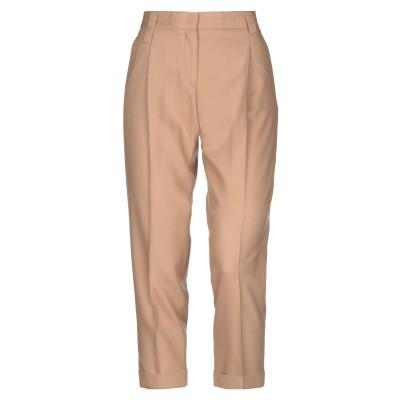 ニューヨークインダストリー NEW YORK INDUSTRIE パンツ キャメル 40 バージンウール 98% / ポリウレタン 2% パンツ