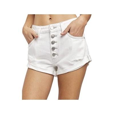 フリーピープル Romeo Rolled Cutoff Shorts レディース ショートパンツ ズボン 半ズボン White