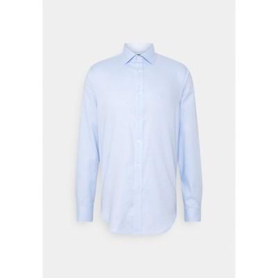 ラルフローレン シャツ メンズ トップス Formal shirt - blue