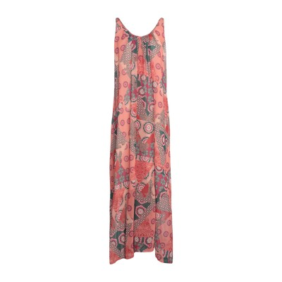インペリアル IMPERIAL ロングワンピース&ドレス オレンジ M ポリエステル 100% ロングワンピース&ドレス