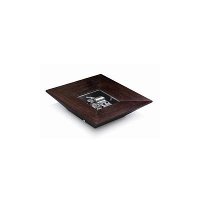 リュージュ  ラウンジシリーズ ウェンジ材のフォトフレーム 1曲36弁 AXA.36.5360.000#rge007946