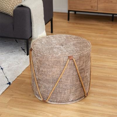 [幅48] スツール チェア 椅子 サイドテーブル オットマン 円柱 ROOM ESSENCE