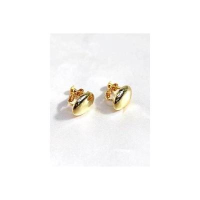 ラピュイ Lapuis ゴールドオーバルイヤリング レディース アクセサリー OVAL EARRING -GOLD-