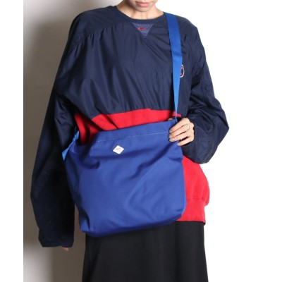 【メゾンムー】 CORDURA Pallet series ワンショルダー ユニセックス ブルー FREE MAISON mou